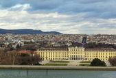 Schonbrunn palace, Vídeň — Stock fotografie