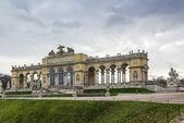 Gloriette in Schonbrunn, Vienna — Stock Photo