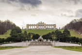Gloriette in Schonbrunn, Vienna — Stock Photo