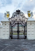 Gate to the Belvedere Palace, Vienna — ストック写真