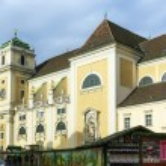Scottish Abbey, Vienna — Stock Photo