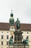 Monument To Emperor Franz 1, Vienna — Stock Photo