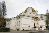 Secession Building, Vienna — Stock Photo