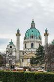 St. Charles Church, Vienna — Stock Photo