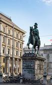 Schwarzenberg Monument, Vienna. — Stock Photo