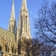 Votive Church, Vienna — Stock Photo #38572043