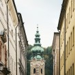 St Peter Abbey, Salzburg — Stock Photo