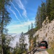 The road to Eagle's nest, Germany — Stock Photo