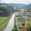 Stock Photo: Salzach valley, Austria