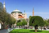 Hagia sophia, istanbul — Photo