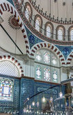 Rustem Pasha Mosque, Istanbul — Stock Photo