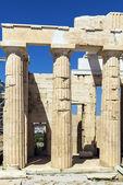 Propylaea of the Athenian Acropolis — Stock Photo