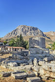 Ruins of Ancient Corinth — Stock Photo
