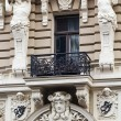Stock Photo: Building in Art Nouveau style, Riga