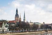 Riga, letonia — Foto de Stock