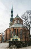 St. Peter Church, Riga — Foto Stock