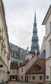 Riga old town — Stock Photo