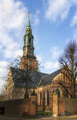 St. Peter Church, Copenhagen — Stock Photo