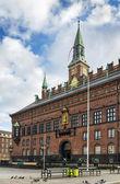 Rathaus von Kopenhagen — Stockfoto