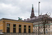 Thorvaldsen Museum, Copenhagen — Stock Photo