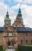 Pałac Rosenborg, Kopenhaga — Zdjęcie stockowe