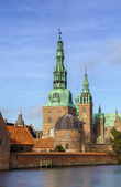 Frederiksborg, Danimarca — Foto Stock