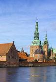 Frederiksborg, danimarka — Stok fotoğraf