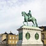 ������, ������: Statue of Frederick V Copenhagen
