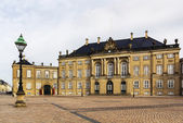 Amalienborg, Copenhagen — Stock Photo