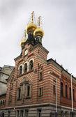 Alexander Nevsky Church, Copenhagen — Foto Stock