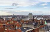 哥本哈根,丹麦的视图 — 图库照片