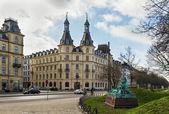 Kopenhag sokak — Stok fotoğraf