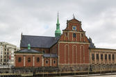 Church of Holmen, Copenhhagen — Stock Photo