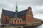 Kyrkan av holmen, copenhhagen — Stockfoto