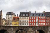 Embankment in Copenhagen — Stockfoto