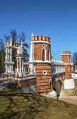 Tsaritsyno Park, Moscow — Stock Photo