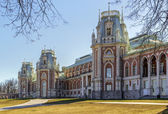 Tsaritsyno Park, Moscow — Stock Photo
