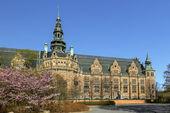 Nordic Museum, Stockholm — Stock Photo