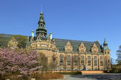 Nordic Museum, Stockholm — 图库照片
