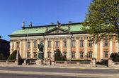 Dom Rycerstwa w Sztokholmie, Sztokholm — Zdjęcie stockowe