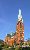 St. Johannes Church, Stockholm — Stock Photo