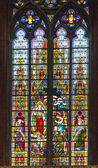 Stained-glass window — Stock fotografie