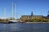 Nordic Museum, Stockholm — Foto de Stock