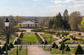 Jardim botânico de uppsala university — Fotografia Stock