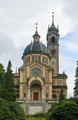 Enge church, Zurich — 图库照片