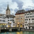 St. Peter church, Zurich — Stock Photo
