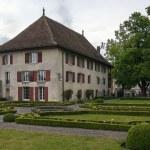 Stapfer House, Lenzburg — Stock Photo #49045241