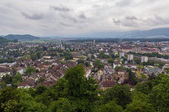 Lenzburg grounds, Switzerland — Stock Photo
