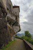 Lenzburg kasteel, Zwitserland — Stockfoto