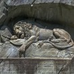 Lion Monument, Lucerne — Stock Photo #49279557